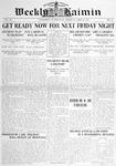 Weekly Kaimin, April 30, 1914