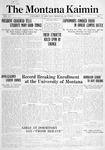 The Montana Kaimin, September 17, 1914