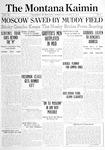 The Montana Kaimin, October 22, 1914