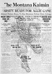 The Montana Kaimin, November 5, 1914