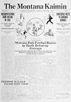 The Montana Kaimin, December 3, 1914