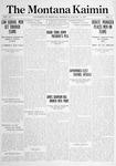 The Montana Kaimin, January 14, 1915