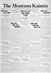 The Montana Kaimin, January 28, 1915