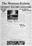 The Montana Kaimin, February 4, 1915