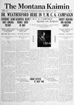 The Montana Kaimin, February 26, 1914