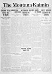 The Montana Kaimin, March 5, 1915