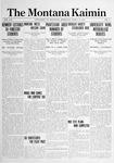 The Montana Kaimin, March 26, 1915