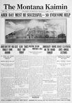 The Montana Kaimin, April 16, 1915