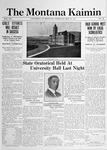 The Montana Kaimin, May 21, 1915