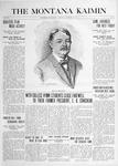 The Montana Kaimin, October 26, 1915