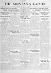 The Montana Kaimin, November 4, 1915