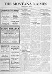 The Montana Kaimin, December 2, 1915
