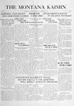 The Montana Kaimin, December 16, 1915