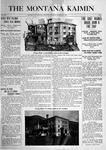 The Montana Kaimin, February 3, 1916