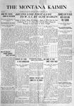 The Montana Kaimin, February 8, 1916
