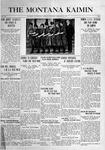 The Montana Kaimin, February 24, 1916