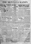 The Montana Kaimin, March 2 1916