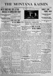 The Montana Kaimin, March 9, 1916