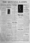 The Montana Kaimin, March 23, 1916