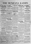 The Montana Kaimin, April 20, 1916