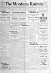 The Montana Kaimin, December 7, 1916