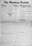 The Montana Kaimin, January 18, 1917