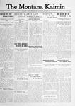 The Montana Kaimin, February 1, 1917