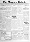 The Montana Kaimin, February 8, 1917