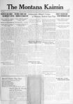 The Montana Kaimin, February 13, 1917