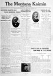 The Montana Kaimin, February 15, 1917