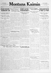 Montana Kaimin, February 22, 1917