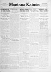 Montana Kaimin, March 6, 1917