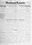 Montana Kaimin, March 8, 1917