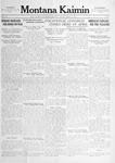 Montana Kaimin, March 13, 1917