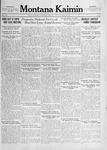 Montana Kaimin, March 29, 1917