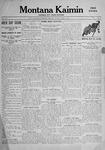 Montana Kaimin, April 3, 1917