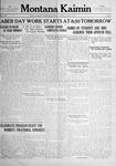 Montana Kaimin, April 10, 1917