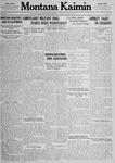 Montana Kaimin, April 17, 1917