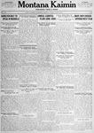 Montana Kaimin, April 24, 1917