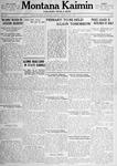 Montana Kaimin, May 1, 1917