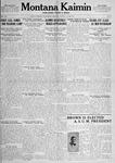 Montana Kaimin, May 8, 1917