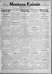 Montana Kaimin, May 15, 1917