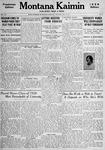 Montana Kaimin, May 17, 1917