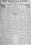 The Montana Kaimin, November 6, 1917