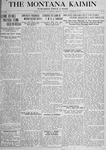 The Montana Kaimin, November 13, 1917