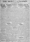 The Montana Kaimin, November 16, 1917