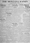 The Montana Kaimin, December 4, 1917