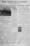 The Montana Kaimin, February 15, 1918