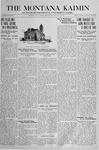 The Montana Kaimin, March 1, 1918