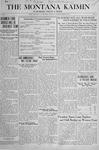The Montana Kaimin, March 5, 1918